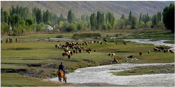 Kyrgyzstan – a Hiker's Dream Destination.