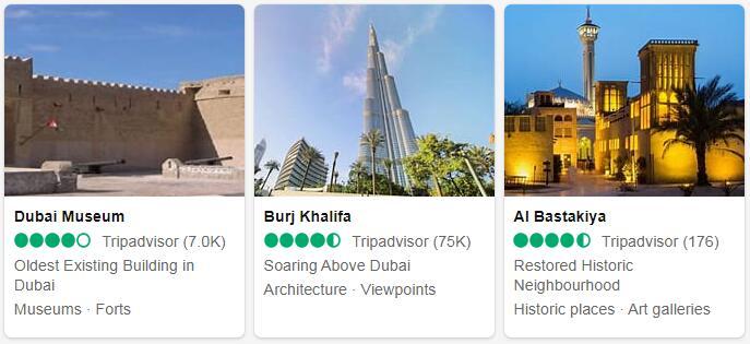 Best Travel Time for Dubai