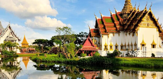 Best travel time for central Thailand