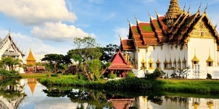 Best travel time for North and Central Thailand