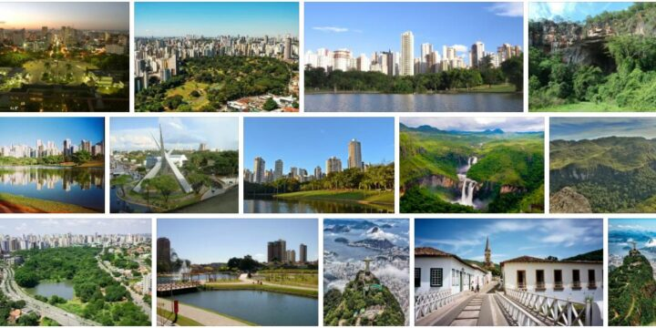 History and Geography of Goiás, Brazil